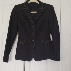 Black Blazer size 2